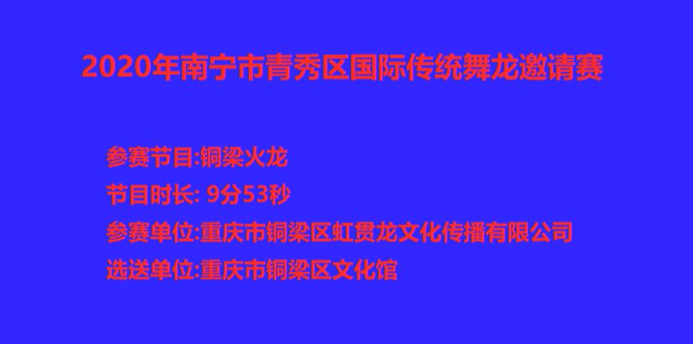 2020年南宁邀请赛