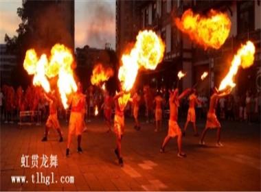 歌舞表演—火把舞