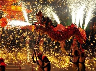 第八届中国(重庆)国际园林博览会铜梁县文化活动